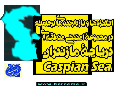 دریاچه مازندران، مجموعه امنیتی منطقهای,دانلود مقاله روح الله تقی نژاد